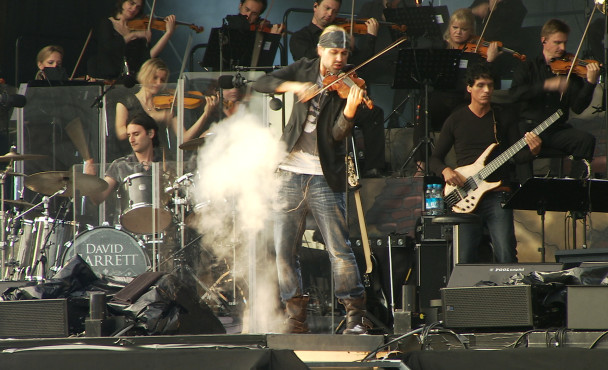 David Garrett Playing For My Life