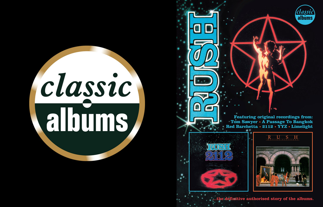 Rush '2112' & 'Moving Pictures'