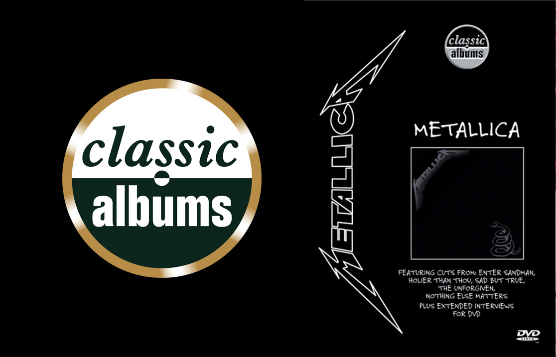Metallica 'Metallica' (The Black Album)