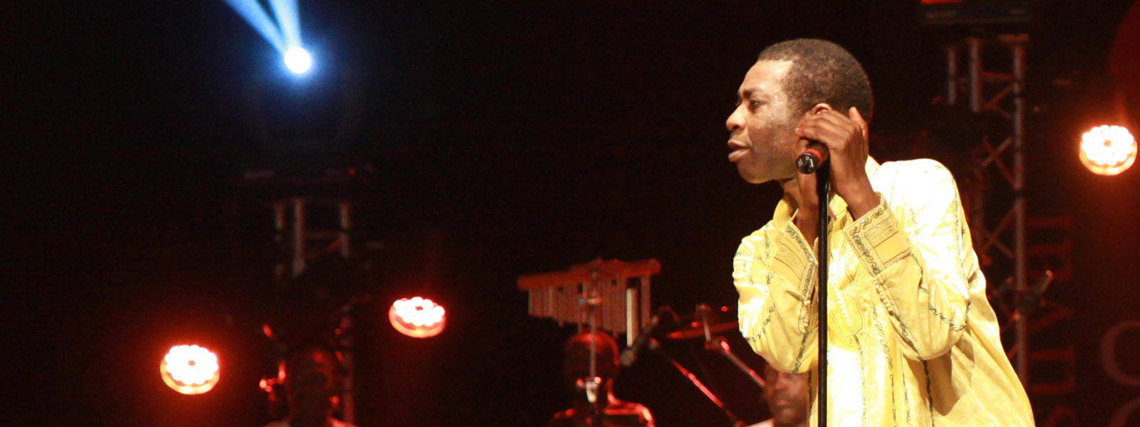 Youssou N'Dour – Voice Of Africa
