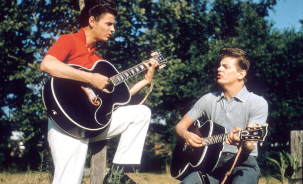 The Everly Brothers Harmonies From Heaven